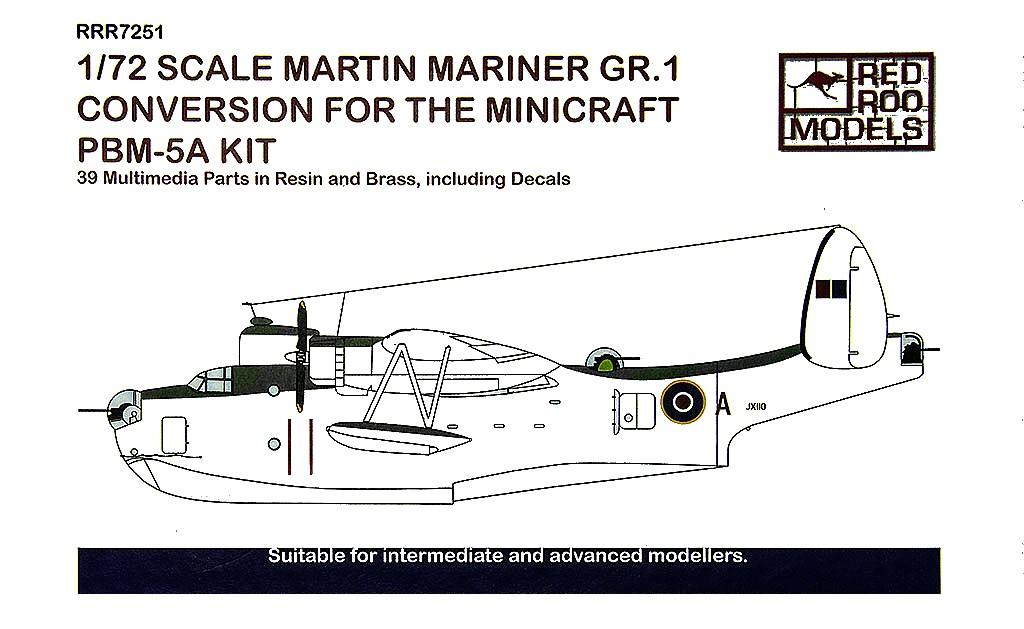 RAFMartinMarinerGR-1ConversionDecalSet
